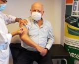 Comienza la vacunación contra la gripe para mayores de 65