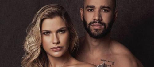 Andressa e Gusttavo Lima vivem momento conturbado na relação pós-término. (Arquivo Blasting News)