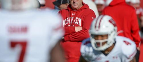 Badgers game against Nebraska canceled after many, including head ... -(Image via CBS Sports/Youtube)