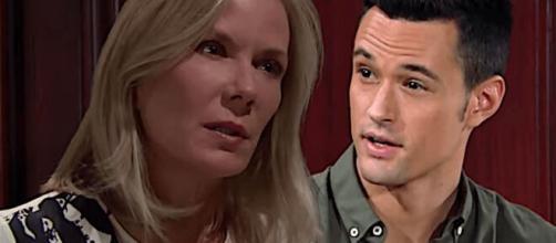 Beautiful spoiler al 7/11: Liam chiede a Brooke di impedire il ritorno di Forrester a casa.