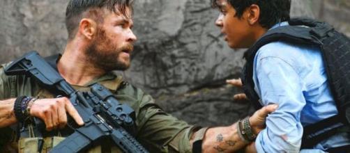 'Extraction' fue una de las películas más vistas en Netflix