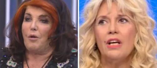 GF Vip, Patrizia De Blanck esagera con Maria Teresa Ruta: 'Cre..., sguaiata e ridicola'.