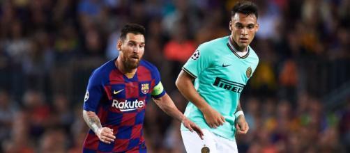 Inter, Messi vuole Lautaro al Barcellona.