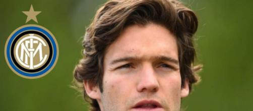 Marcos Alonso piace all'Inter.