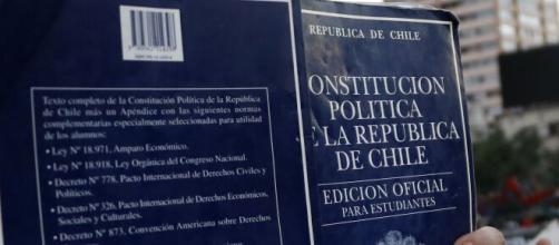 Nueva redacción de la Carta Magna Chilena