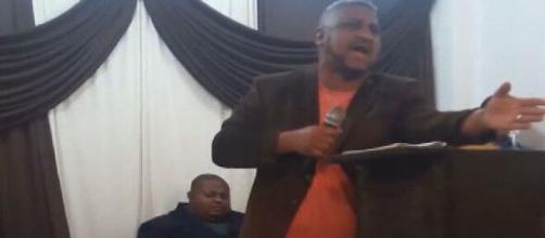 Pastor Elisamar foi preso nesta quinta-feira (29). (Reprodução/Redes Sociais)