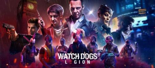 Wath dogs legion per Xone e Ps4.