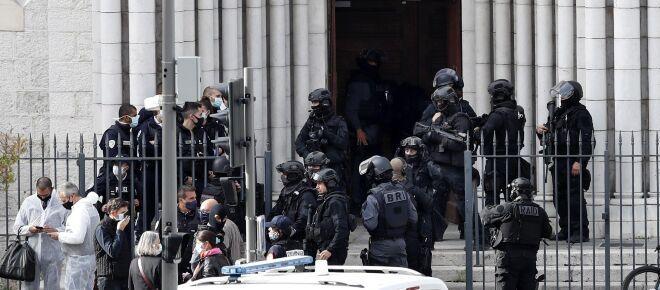 Tres asesinatos y varios heridos, tras el ataque terrorista en una iglesia de Niza