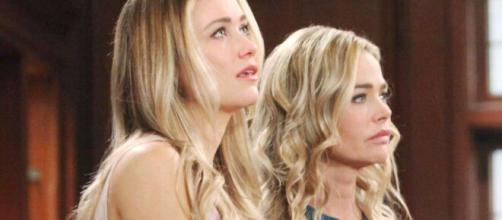 Beautiful trama 4 ottobre: Shauna consiglia a Flo di fuggire dopo essere stata smascherata.
