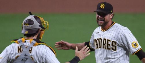 El bullpen de los Padres fue espectacular - www.yahoo.com