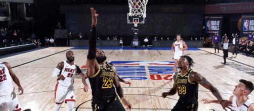 Lakers está cerca de su título 17. www.nba.com
