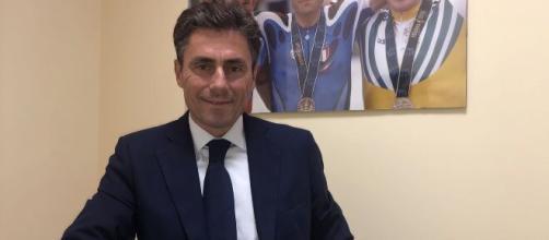 Silvio Martinello si candida alla presidenza della Federazione italiana ciclismo.