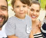 Gusttavo Lima irá pagar R$ 57 mil de pensão para Andresa Suita e dois filhos. (Arquivo Blasting NEws)