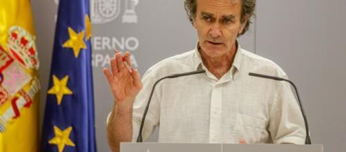 Fernando Simón no descarta un confinamiento total