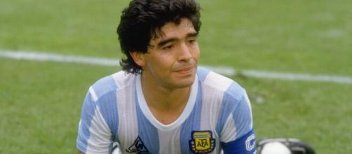 O maior jogador argentino de todos os tempos, Diego Maradona hoje completa 60 anos. (Arquivo Blasting News)