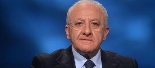 Vincenzo De Luca attacca il governo per i ritardi su alcune decisioni fondamentali