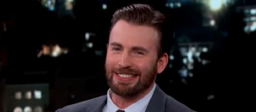 Evans is a native of Boston, Massachusetts (Image Credit: Jimmy Kimmel Live/YouTube)