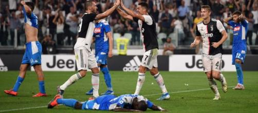 Confermata Juventus-Napoli di oggi 4 ottobre.