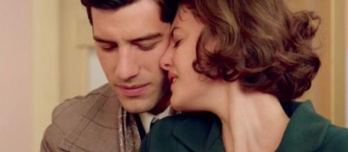 Il Paradiso delle signore, trame al 9/10: Riccardo fuggirà con Nicoletta.