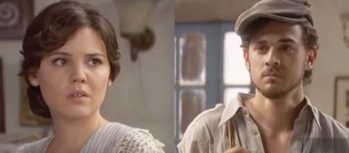 Il Segreto, spoiler al 9 ottobre: Marcela dirà a Mauricio di essere incinta.