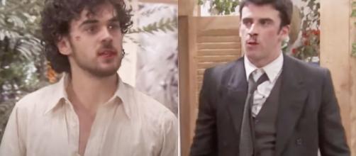 Il segreto, trame Spagna: Matias si scontra con Tomas per la tresca con Marcela.