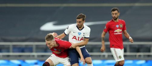 Manchester United e Tottenham se enfrentam pela quarta rodada do Campeonato Inglês. (Arquivo Blasting News)