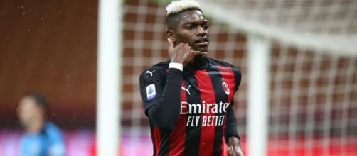 Milan Spezia doppietta di Rafael Leao - acmilan.com