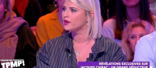 TPMP : Kelly Vedovelli insulte Jacques Chirac et dénonce ses ... - voici.fr