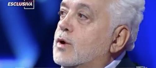 Alberto Tarallo su Adua Del Vesco: 'Credo sia stata manipolata'.