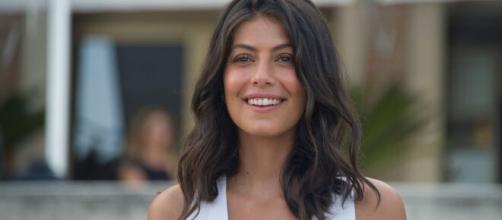 Alessandra Mastronardi in un'intervista.