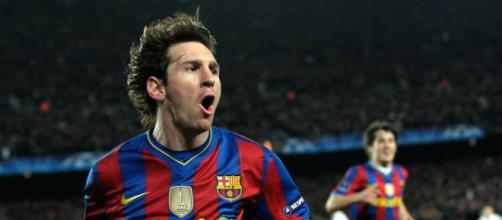 Comandado por Messi, o Barcelona de 2010/11 encantou o mundo. (Arquivo Blasting News)