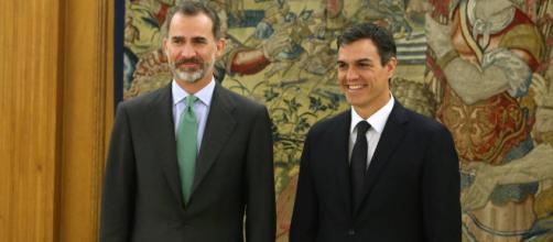 El Rey y Pedro Sanchez visitaran el foro BNEW de Barcelona en un intento del gobierno de atenuar la polémica del veto anterior