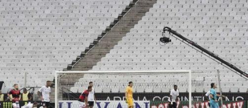 Estádio vazio desfalca caixa dos clubes. (Arquivo Blasting News)