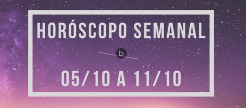 Horóscopo da semana: previsões dos signos entre 05/10 a 11/10. (Arquivo Blasting News)