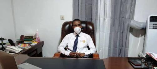 Le Dr Jean Calvin Mebenga, PDG de Mekit Invest au Cameroun (c) Mekit Invest