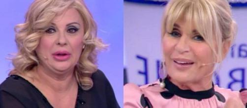 Uomini e Donne, Tina contro Gemma: 'Io la detesto, è finta e si è costruita un personaggio'.