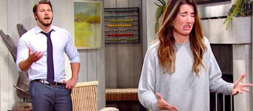 Beautiful, spoiler Usa: Hope e Liam tolgono Kelly a Steffy a causa della sua dipendenza.