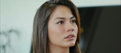 DayDreamer - Le ali del sogno: Sanem (Demet Özdemir) decisa a raccontare a Can la verità.