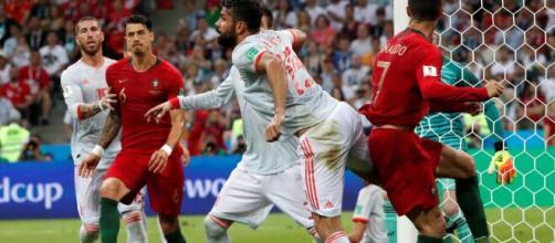 Espanha e Portugal vão se enfrentar em amistoso nessa quarta-feira. (Arquivo Basting News)
