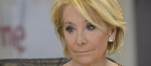 Esperanza Aguirre ha querido comentar la situación en Madrid ante el COVID-19