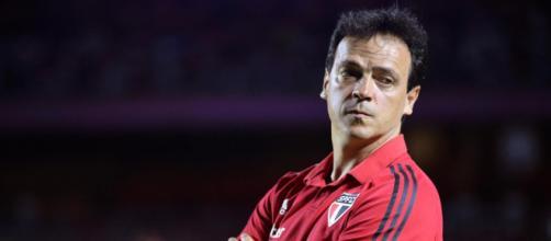 Fernando Diniz segue pressionado no São Paulo. (Arquivo Blasting News)