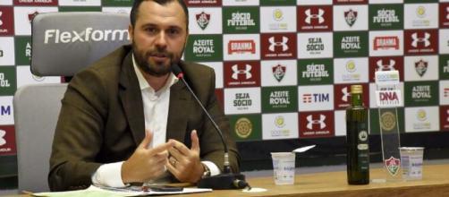 Mário Bittencourt. (Foto: www.fluminense.com.br)
