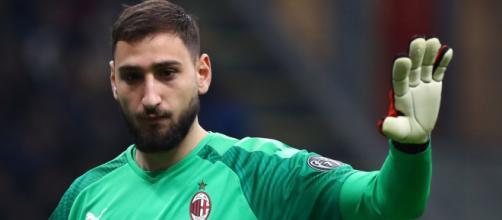 Milan, il contratto di Gianluigi Donnarumma scade il 30 giugno 2021.