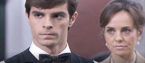 Una vita, trame Spagna: Emilio lascia il paese per poter mettere in cattiva luce Ledesma.
