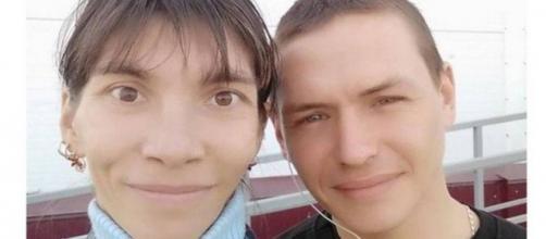 A noiva de Stepan Dolgikh despertou ciúmes no noivo durante o casamento. (Reprodução/Facebook/@OksanaPoludentseva)