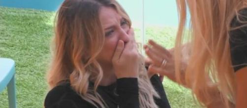 GF Vip, Myriam Catania riceve una proposta di matrimonio dal suo compagno.