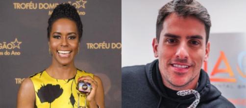 Globo se desculpa com Maju Coutinho por participação de Branco em reportagem. (Arquivo Blasting News)