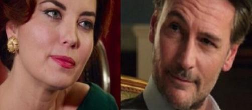 Il Paradiso delle signore, anticipazioni 9 ottobre: Riccardo e Nicoletta vanno via insieme.