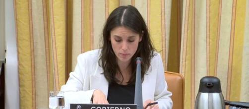 Irene Montero anuncia la derogación de la ley del aborto del 2015