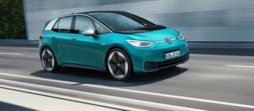 La Volkswagen ID.3 in Italia parte con 270 immatricolazioni.